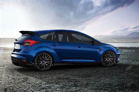 Ford Focus Redesign by 2016 Ford Focus Rs Release Date Auto Reviewz