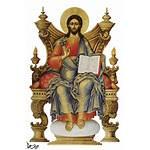 Jesus King Kings Deviantart Christ Icons Russian