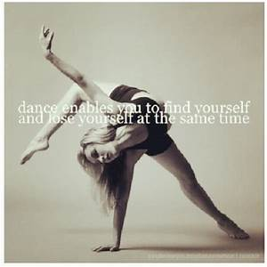 Quotes About Being A Dancer. QuotesGram