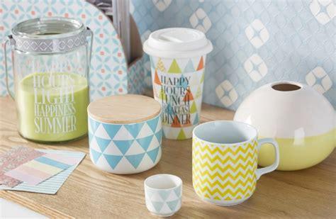 6 mugs en porcelaine multicolores maisons du monde pickture
