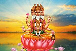 Lord Brahma Photo, images & hd wallpaper download