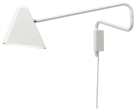 ikea ps 2012 led wall l white modern wall sconces