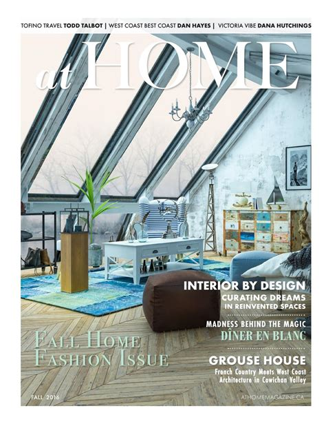 hutchings interior design at home fall 2016 by niche magazine issuu