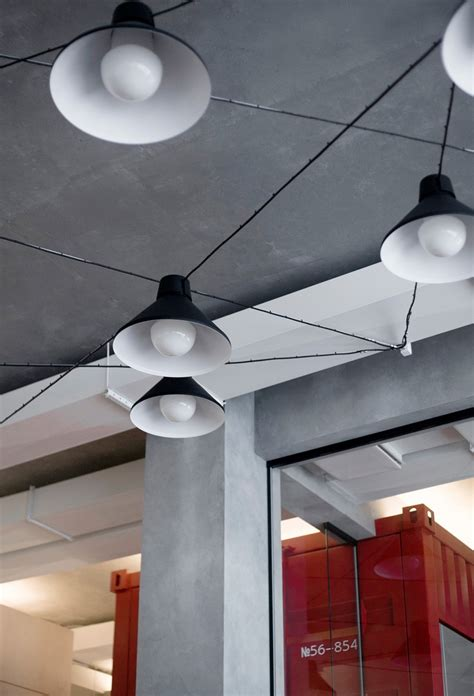 warm industrial style shines   st petersburg loft
