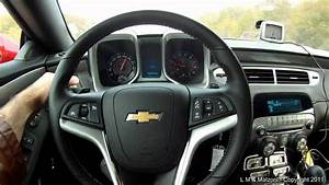 Acelerando Um Camaro Ss 2012 Alugado