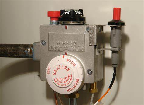 gas water heater pilot light how to check the pilot light on your gas water heater in