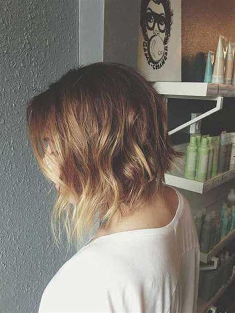 short hairstyles  thin wavy hair short hairstyles