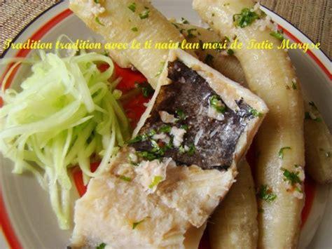 recette cuisine antillaise le ti nain morue une tradition antillaise