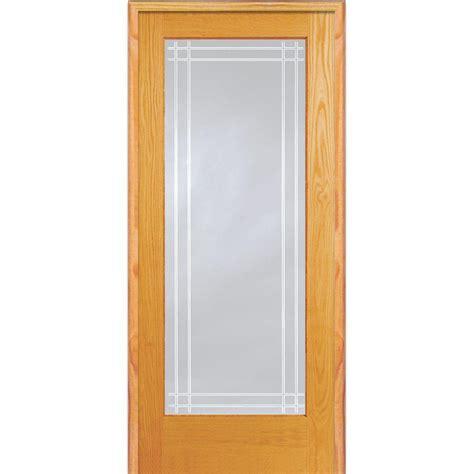 interior glass doors home depot interior doors at the home depot