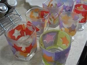 Papier Auf Glas Kleben : windlichter basteln bastel ideen mit glas mosaik metall und papier ~ Watch28wear.com Haus und Dekorationen