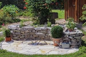 Gartengestaltung Mit Naturstein Mauern Wasserläufe Und Terrassen : natursteine ~ Orissabook.com Haus und Dekorationen