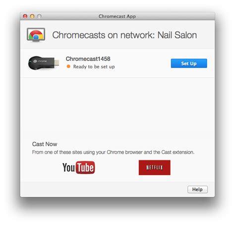chromecast setup iphone testing s chromecast for apple users tidbits