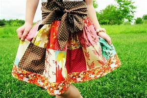 Little Girls Patchwork Skirt u00ab Moda Bake Shop