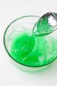 edible gummy slime in the 39 kitchen