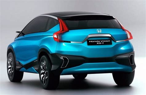 Honda Working On A Sub-4 Metre Compact Suv For India