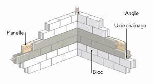 Construire Mur Parpaing : comment construire un mur en parpaings coller leroy ~ Premium-room.com Idées de Décoration