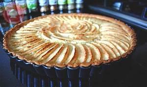 Recette Dietetique Cyril Lignac : tarte amandine pommes cannelle de cyril lignac ~ Melissatoandfro.com Idées de Décoration