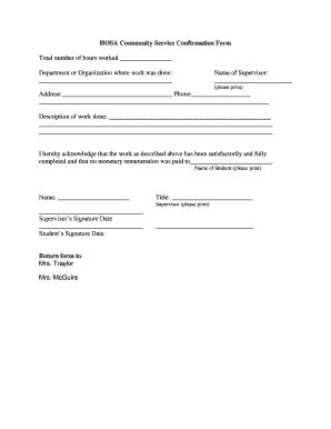 20185 service form in word 2 community service hours log sheet template forms