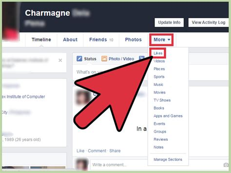 How to Edit the Layout of a Facebook Profile: 9 Steps
