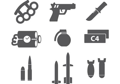 Welcome to our svg map directory! Military Icons - Download Free Vectors, Clipart Graphics ...