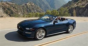 Review: Mustang EcoBoost convertible is one prize pony