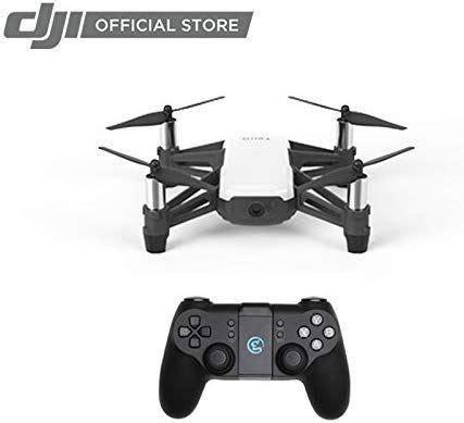 amazoncom tello quadcopter drone  hd camera  vrpowered  dji technology  intel