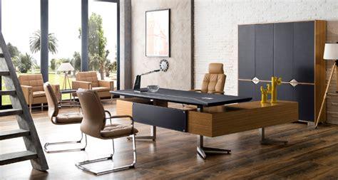 bureau de pdg nouveau design mdf de luxe table en bois modulaire
