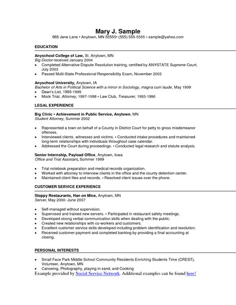 cv cuisine food service worker resume sle resume ideas
