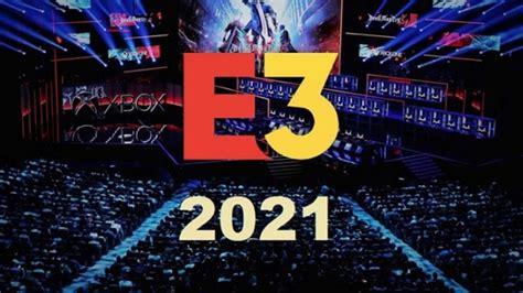 Se revela calendario oficial del E3 2021 - Joystick Cloud