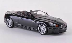 Aston Martin Miniature : aston martin db9 volante miniature dbs volante noire 2010 minichamps 1 43 voiture ~ Melissatoandfro.com Idées de Décoration