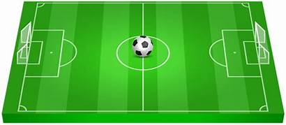 Football Field Clip Clipart Stadium Pitch Background