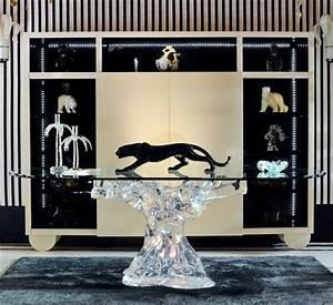 Table De Chevet Transparente : mobilier transparent meuble transparent table objet m thacrylate ~ Melissatoandfro.com Idées de Décoration
