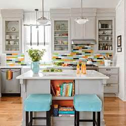 beautiful backsplashes kitchens a pop of color bright beautiful kitchen design ideas
