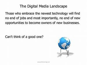The Digital Media Landscape and the 4 Evolving Business Models