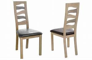 chaise de salle à manger Vague