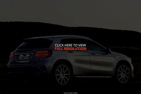 Mercedes Benz Gla 45 Amg 2014 On Motoimg.com