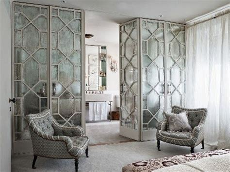 Mirrored Room Divider-google Search