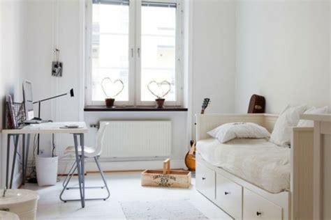 decoration chambre blanche 24 idées pour la décoration chambre ado archzine fr