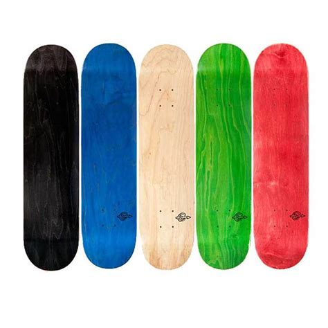 Plain Longboard Decks Uk by Voltage Skateboards Stained Blank Professional Skateboard