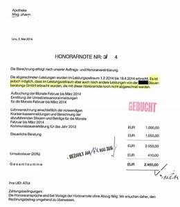 Steuerberater Rechnung : apothekencoach wirtschaftsmanagement hat das ein ~ Themetempest.com Abrechnung