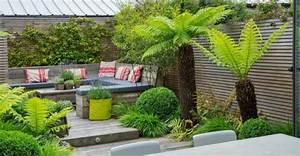 idee deco jardin en pente stunning idee deco jardin With amenagement exterieur maison terrain en pente 14 conseils amenagement terrain talus chambery