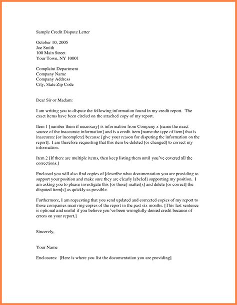 letter to credit bureau to remove paid debt 4 sle letter to remove items from credit report 8660