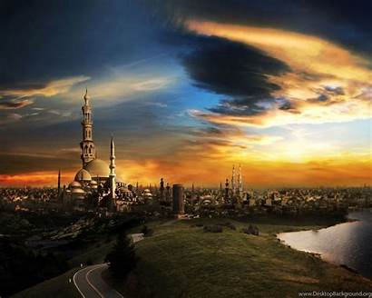 Desktop 1080p Wallpapers Backgrounds Mosque Background