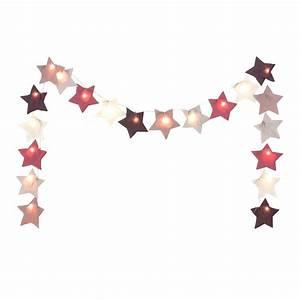 Guirlande Lumineuse Chambre Fille : guirlande lumineuse toiles rose num ro 74 pour chambre enfant les enfants du design ~ Nature-et-papiers.com Idées de Décoration