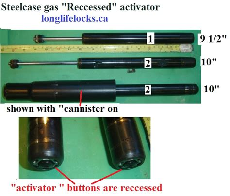 gas lifts or hydraulic cylinder for office chair
