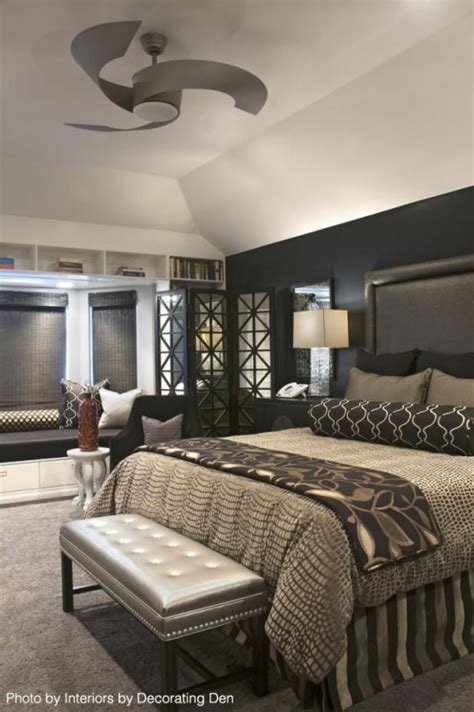 27 Interior Designs With Bedroom Ceiling Fans Messagenote