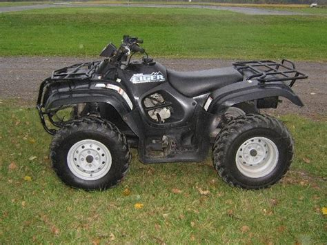 Suzuki 400 Eiger by Used Atv Atvs For Sale Side By Sides For Sale
