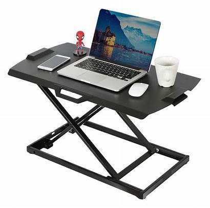 Desk Portable Converter Stand Sit Ultra Slim