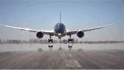 Giphy Aviation Jet Gifs Engine Ge Electric