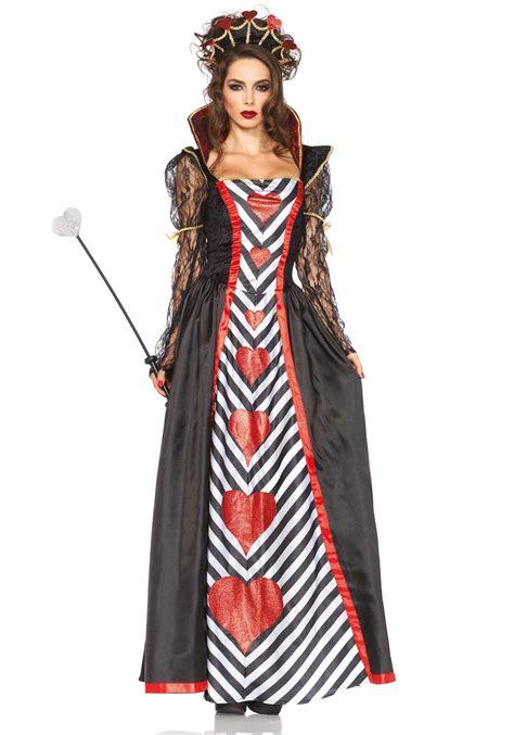 deguisement reine de coeur d 233 guisement reine de coeur 224 rayures femme deguise toi achat de d 233 guisements adultes